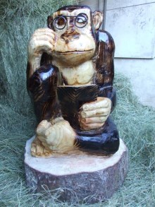 Wise Monkey Limited Edition Sculpture