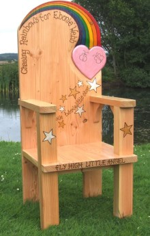 Memorial Storytelling Chairs