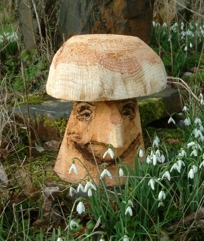 Fun Guys Mushroom Seats Garden Sculpture Find Mushroom