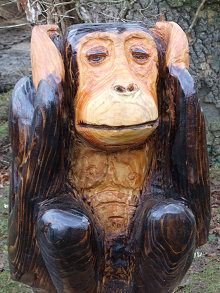 Wooden Animals Garden Sculpture Buy Carved Animals Online